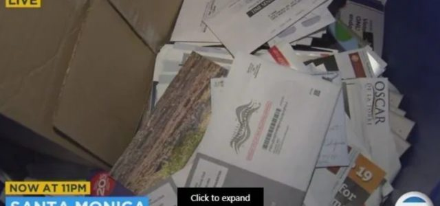 There is a mystery brewing in Santa Monica after a man found dozens of mail-in ballots and other important mail tossed into two trash cans. SANTA MONICA, Calif. (KABC) — […]